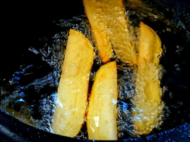 ジャガイモはアクリルアミドの影響を受けやすい