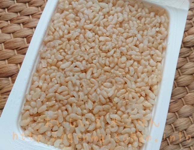 コジマフーズ 有機玄米ごはん