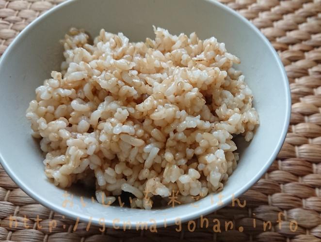 助っ人飯米・玄米ごはん2